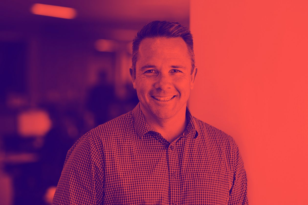 Brendon Lewis, Head of Account Management at The Brand Agency, Perth,